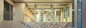 Zumtobel y Bosch Software desarrollan soluciones IoT para la iluminación de edificios inteligentes