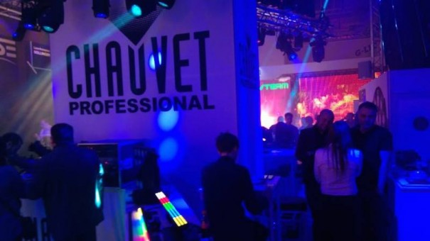 Chauvet ProlightSound2016 Stonex