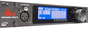 Dbx amplía su procesador Venu360 con dos modelos compatibles con BLU link y Dante