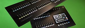 ETC ColorSource: sistemas de iluminación para espacios pequeños