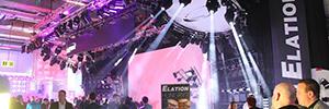 Elation asistió a Prolight+Sound 2016 con una amplia gama de novedades para iluminación