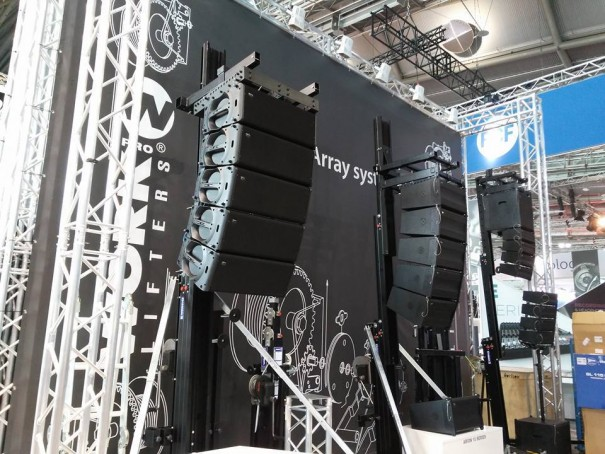Equipson Prolight and Sound2016