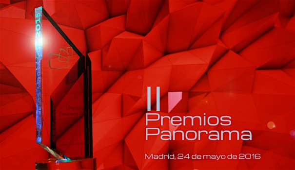 II Premios Panorama 2016