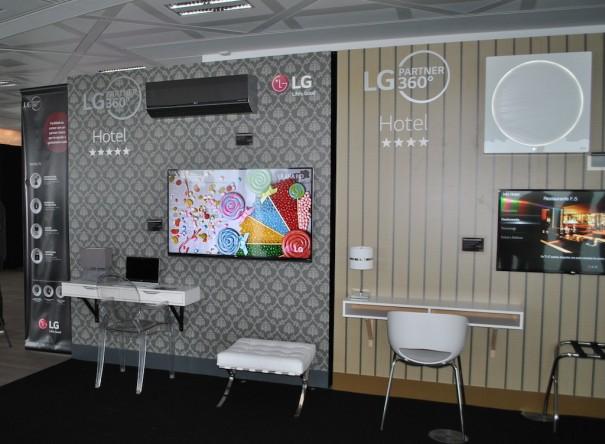 LG Partner360 hotel