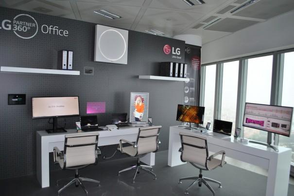 LG Partner360 oficinas