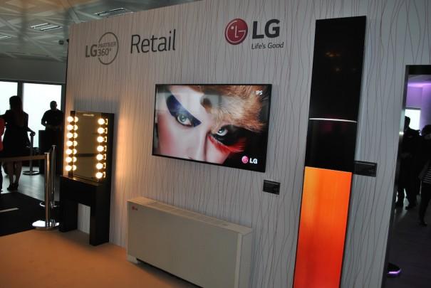 LG Partner360 retail
