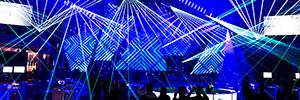 Laserworld desembarcó en Frankfurt con una amplia cartera de novedades para iluminación espectacular