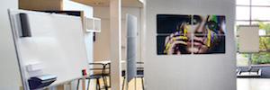 Legamaster aboga por la ubicación de los displays interactivos en el aula como factor determinante