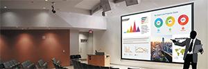 Panasonic amplía su oferta en proyección para aulas y salas de presentación
