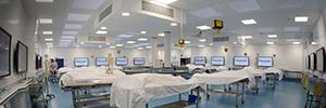 La universidad de Queen's ofrece a sus estudiantes de medicina un entorno de enseñanza interactivo