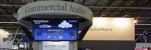 Neotécnica distribuye los sistemas de audio Mediamatrix y Crest Audio en España