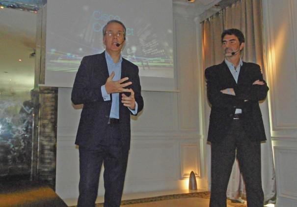 Petisco y Carlos Clerencia