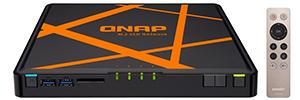 QNAP TBS-453A: NASbook de 4-bahías para discos SSD M.2
