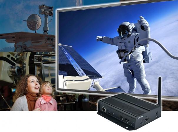 Signagelive y IAdea XMP-7300