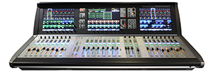 The Vi2000 is the new digital live sound mixer Soundcraft