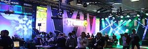 Stonex creó espectaculares shows con sus marcas de iluminación durante Afial 2016