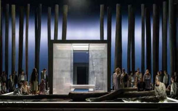 Teatro Real opera Parsifal