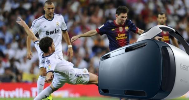 Telefonica Samsung Barcelona-Real Madrid