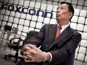 Terry Gou, fundador y director Foxconn