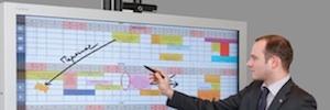 Visiology desarrolla un nuevo módulo de visualización de datos para su software Polywall