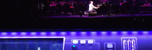 The theatre of the light Philips Gran Vía installs a digital console Allen & Heath dLive