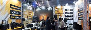 AudioMusic Systems ofreció en Afial demostraciones de sus principales soluciones de audio