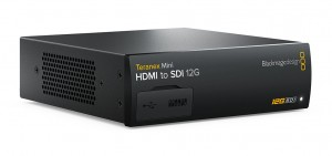 Blackmagic Teranex Mini 12G SDI a HMDI