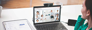 Brother OmniJoin: video conferencing professional in high resolution based on the cloud
