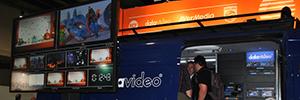 Transmisión de vídeo y digital signage centran la asistencia de AverMedia a Bit Broadcast 2016