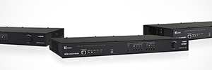 Crestron expands its line of Digital Media DMPS3 - 4K presentation solutions