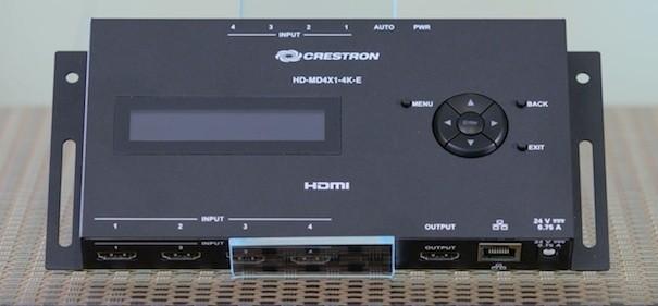 Crestron Digital Media 4K