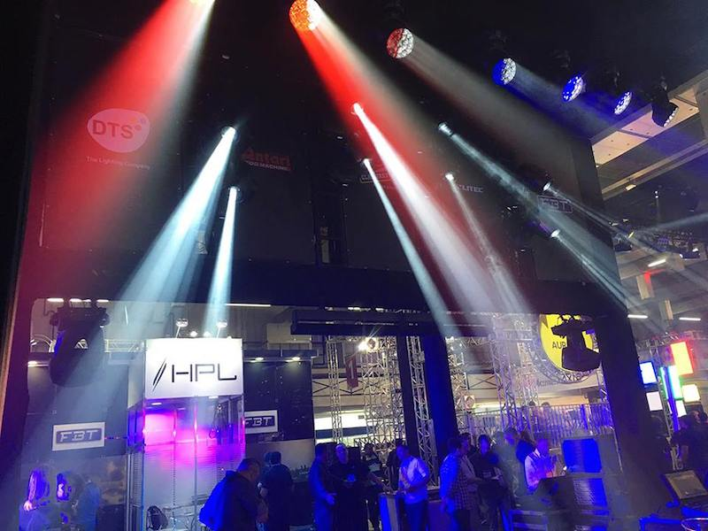 latest technology in lighting. dts he has presented at aes brazil expo which took place in the middle of month may center norte sao paulo its latest technology for lighting f