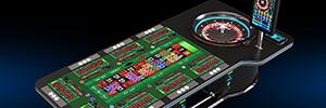 La tecnología PCT de Zytronic lleva el mundo virtual a las ruletas de juego