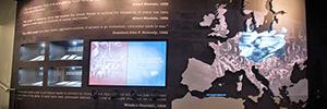 Electrosonic proporciona el equipamiento AV para la nueva exposición del Museo de la Tolerancia