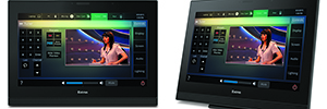 Extron TLP Pro 1720MG and 1720TG: capacitive touchscreens for applications with AV systems