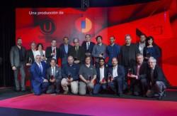 II Premios Panorama 2016 gala