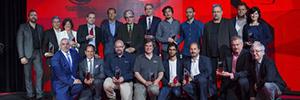 Los Premios Panorama aglutinan a toda la industria audiovisual en una noche única