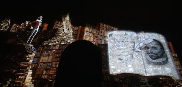 Ibercover Luz de Cervantes