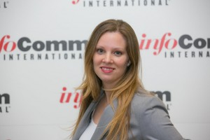 InfoComm Pam Taggart