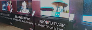LG offers full HDR in its new range of 4K televisions Oled and Super UHD