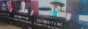 LG ofrece HDR completo en su nueva gama de televisores 4K Oled y Super UHD