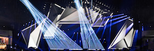 RTI desarrolla la primera barra láser de luz blanca con posicionamiento de haces
