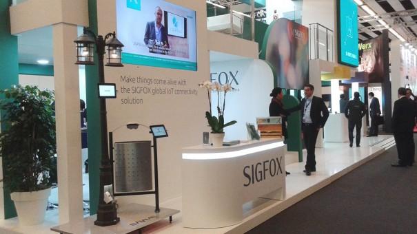 Sayme y Sigfox en Connected Conference 2106