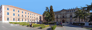 La Universidad de Alcalá de Henares confía a Vitelsa el equipamiento AV y de comunicaciones del CRAI