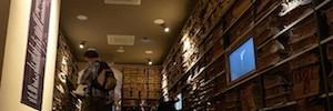 Yamaha CIS transforma el archivo del banco más antiguo de Italia en un entorno multimedia