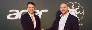 Acer y Starbreeze unen sus fuerzas para fabricar y comercializar el visor StarVR