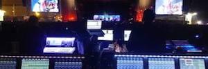 Sonido en directo con Avid S6L durante el Primavera Sound 2016