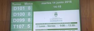 El Ayuntamiento de El Puerto de Santa María atiende a cuatrocientos ciudadanos diarios con Qmatic