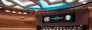 BGL recreates the world of the United Arab Emirates in the Palace of the UN in Geneva