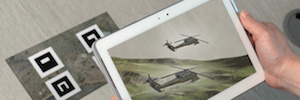 The army of Chile uses Spanish ar and Bienetec virtual training technology